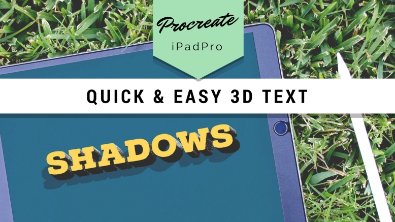 Quick & Easy 3D Text (1)