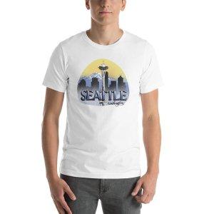 SeattleTShirtMockup